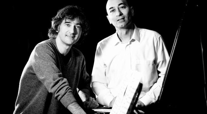 Stefano De Meo con Ennio Speranza